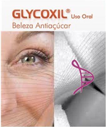 Protetor de Colágeno e Elastina com Glycoxil - 30 cápsulas