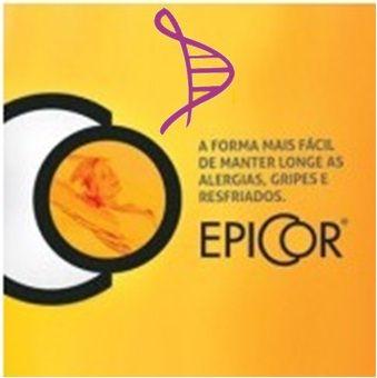 Epicor 500mg - Happy Life - 30 cápsulas