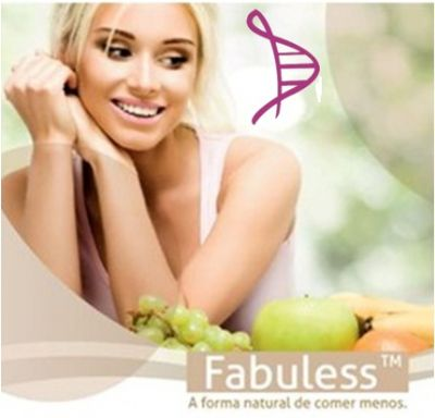 Fabuless - 45 sachês de 6g