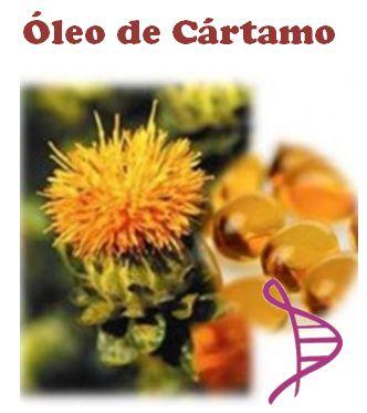 Cápsulas de Óleo de Cártamo - 60 caps. Dose diária: 1 cápsula,  2x  ao dia antes das refeições.