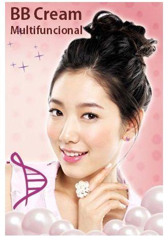BB Cream Multifuncional Denagen 30g. Modo de usar: Aplicar no rosto após a limpeza da pele.