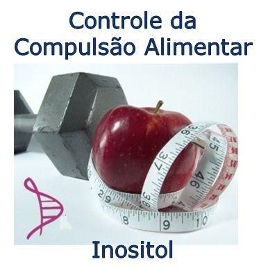 Inositol 250mg - 60 cápsulas - Controle da Compulsão Alimentar. Posologia: Tomar 1 cápsula 2 vezes ao dia, 1 hora antes das refeições.