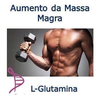Glutamina 5g - Aumento da Massa Magra - 30 envelopes sabor laranja