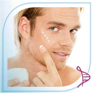 Anti-Aging Multifuncional Masculino FPS30 - 30g. Densiskin 2%, Life Skin 4%, Hyaloporine 3%, Nano LPD's Lightening 5%, Base Fotoprotetora FPS30.  Modo de usar: Aplicar diariamente após a limpeza da pele e reaplicar quando necessário.