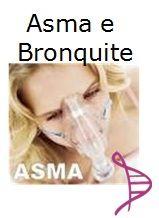 Asma e Bronquite - Fórmula Homeopática líquida Vidro 30ml
