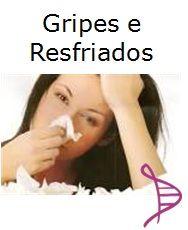 Gripes e Resfriados - Fórmula Homeopática Líquida Vidro 30ml