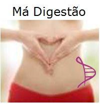 Má Digestão - Fórmula Homeopática líquida Vidro 30ml