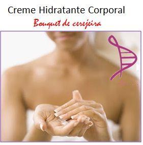 Creme Hidratante Corporal Bouquet de Cerejeira - 100g