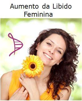 Aumento da Libido Feminina - Mucuna 160mg, Maca 120mg e Tribulus 120mg - 60 cápsulas. Posologia: Tomar de 01 a 02 cápsulas ao dia.