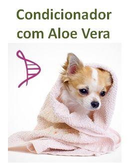 Condicionador com Aloe Vera 5%, Vitamina E 1% e Silicone 1% - 200ml