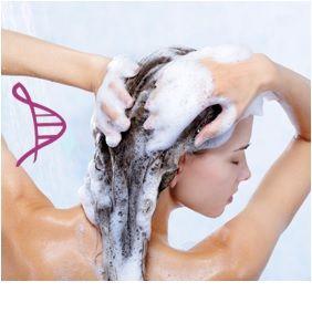 Shampoo de Cetoconazol 1% para Dermatite Seborréica e Caspa. Modo de usar:  Lavar o cabelo diariamente, massageando suavemente o couro cabeludo.