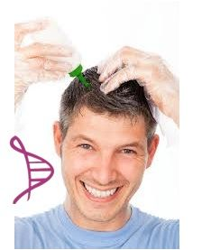 Loção Nutritiva e Anti-queda com Auxina Tricógena - Auxina Tricógena 12%, Pantenol 0,5%, Nicotinamida 0,5%, Vitamina B6 0,5%, Fomblin HC/25 0,5%, Loção capilar nutritiva qsp 100ml. Modo de usar: Aplicar na raiz dos cabelos diariamente.