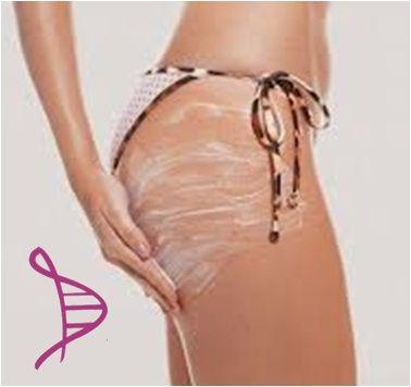 Creme de Massagem Termoativo Liporedutor com Algas, Centella, Hera e Cavalinha - 100g. Modo de usar: Aplicar nas regíões com acúmulo de gordura antes da prática de exercícios.