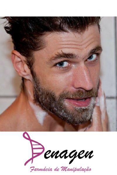 Shampoo TrichoWash para Higienização da Barba e Cabelos 200ml