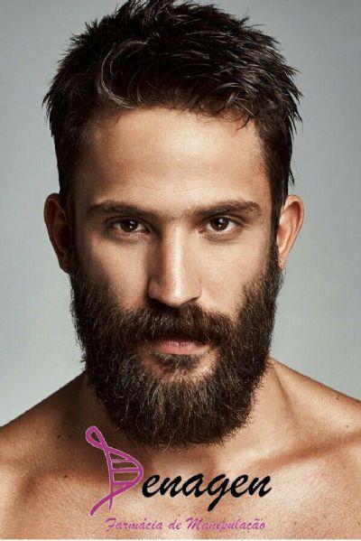 Loção TrichoSol para Aumento do Volume da Barba 50ml