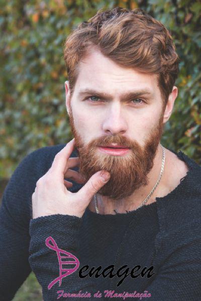 Minoxidil no Aumento da Barba com TrichoFoam 50ml