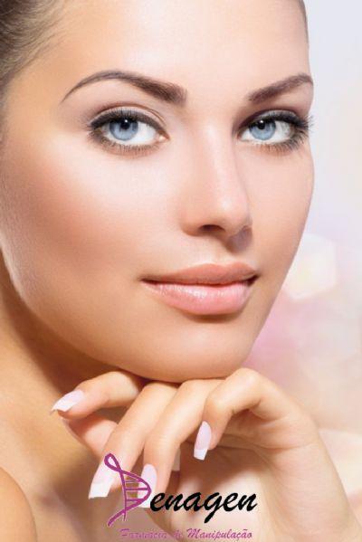 Gel Creme Hidratante e Tensor com Raffermine 3%, Tensine 5% e DMAE 3% – 30g. Modo de usar:  Aplicar sobre a face limpa, aguardar a secagem completa antes de aplicar o fotoprotetor e/ou maquiagem.