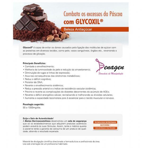 Beleza Antiaçúcar com Glycoxil 300mg - 30 cápsulas