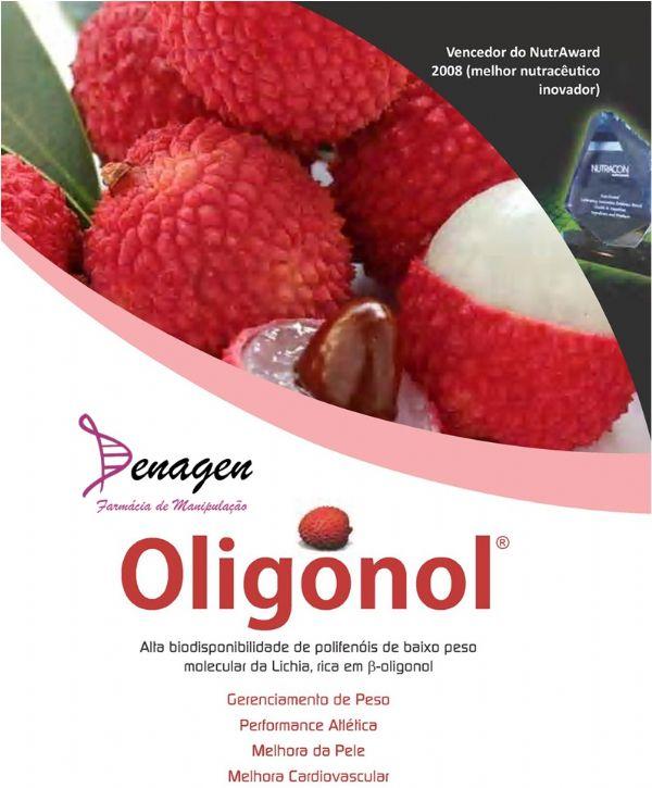 Lichia (Oligonol)200mg - Redução gordura abdominal - 30 cápsulas. Posologia: Tomar 01 cápsula 01 vez ao dia.